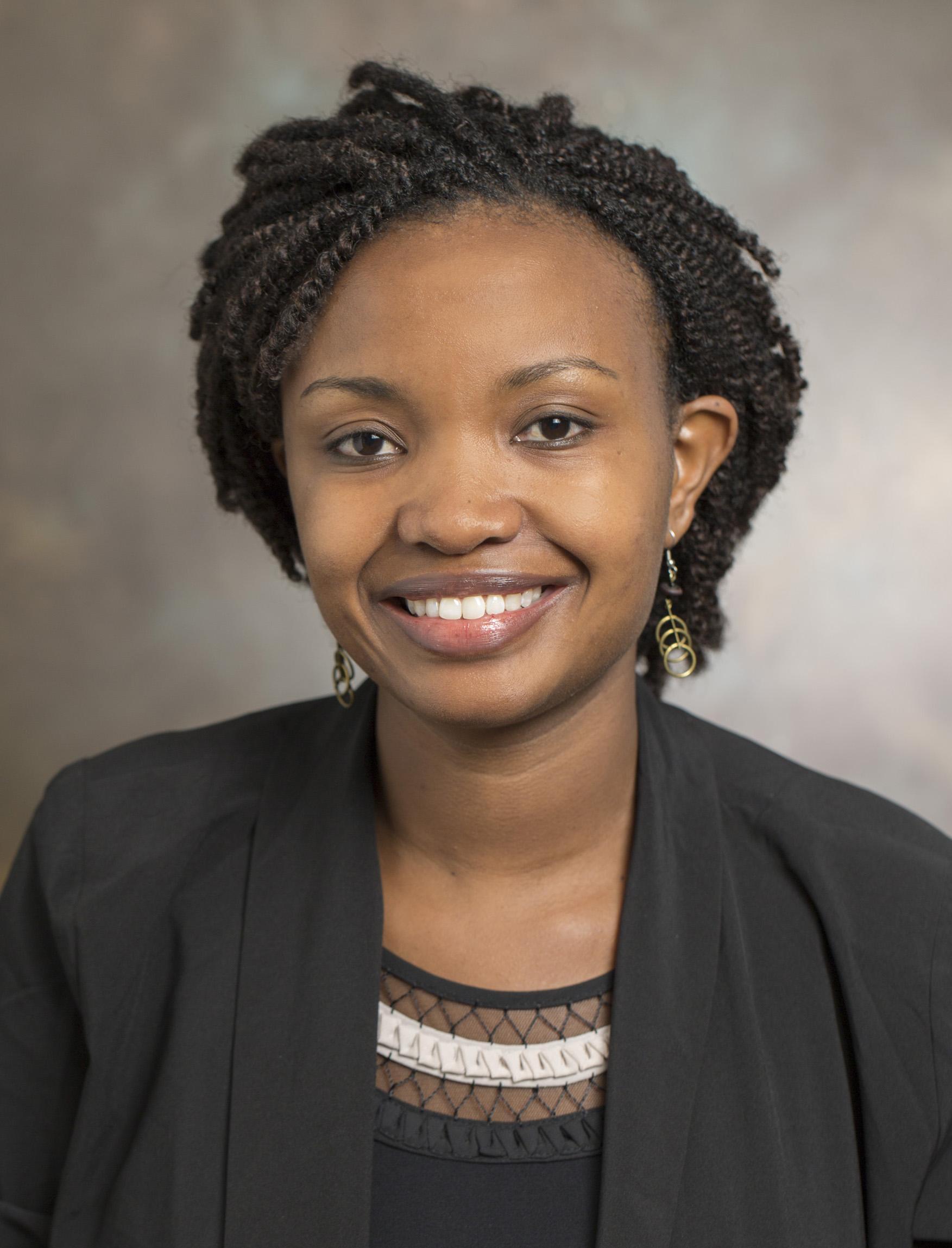 Grace Wanjiku MD MPH